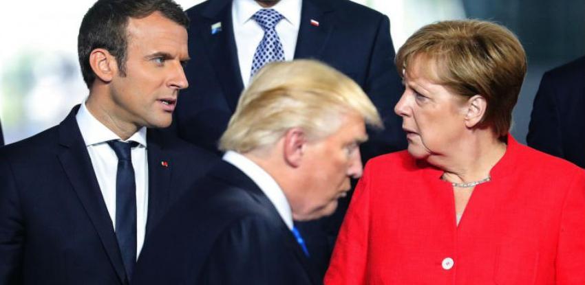 Merkel: Njemačka želi što prije trgovinski sporazum EU i Sjedinjenih Država