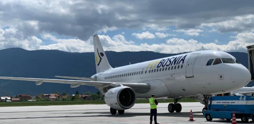 Fly Bosnia od juna leti za još jedan grad