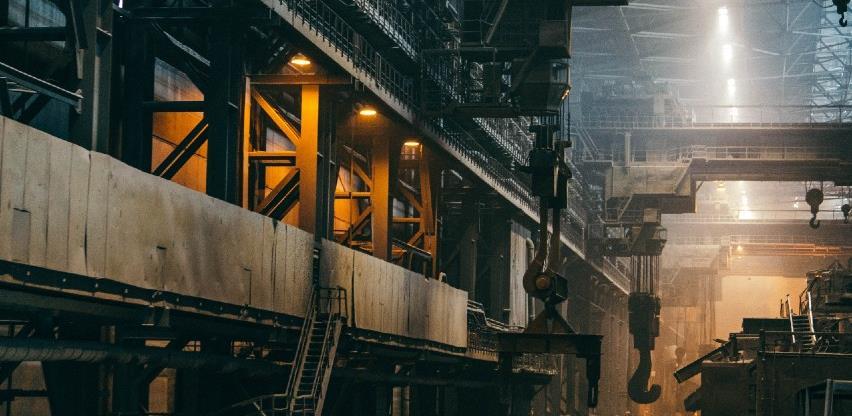 Desezonirana industrijska proizvodnja veća za 4,9%