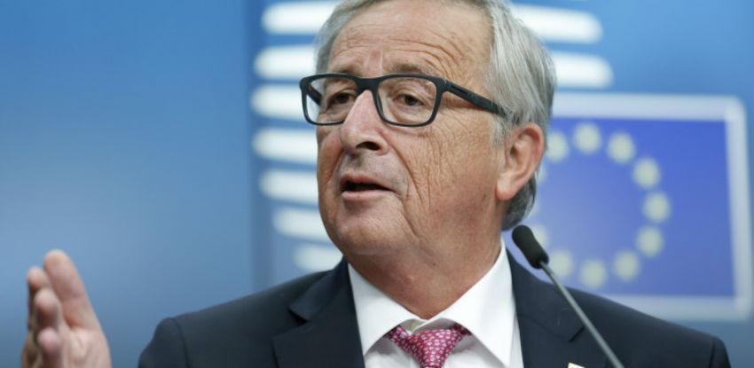 Juncker: Novi prijedlozi za zaštitu granica EU