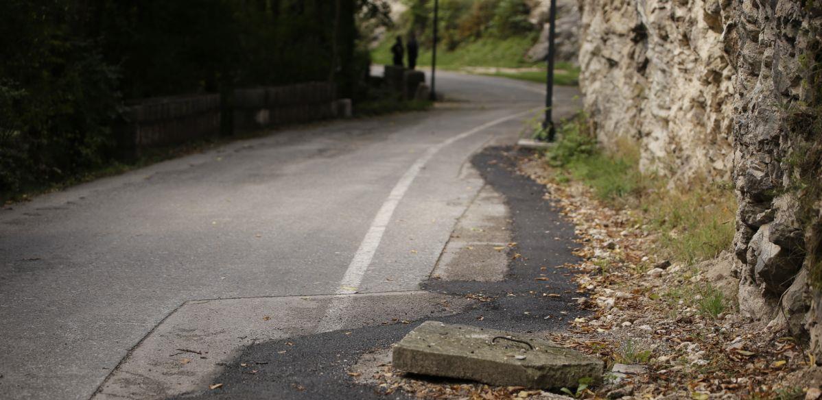 Počinje sanacija ceste od Darive do Kozije ćuprije