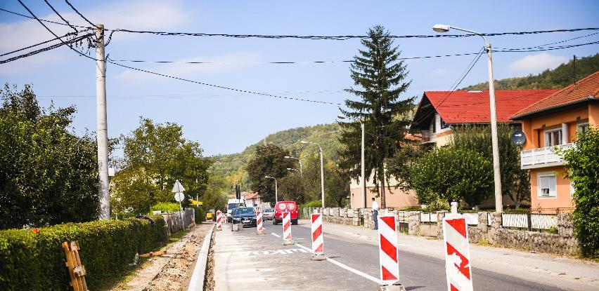 Počela modernizacija 1,3 kilometra puta kroz Vrbanju