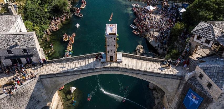 Red Bull Cliff Diving otkazuje prvenstvo 2020 i fokusira se na sezonu 2021.