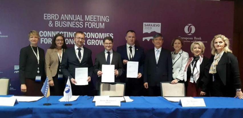 Potpisan memorandum o saradnji o dualnom obrazovanju sa EBRD-eom u ZDK