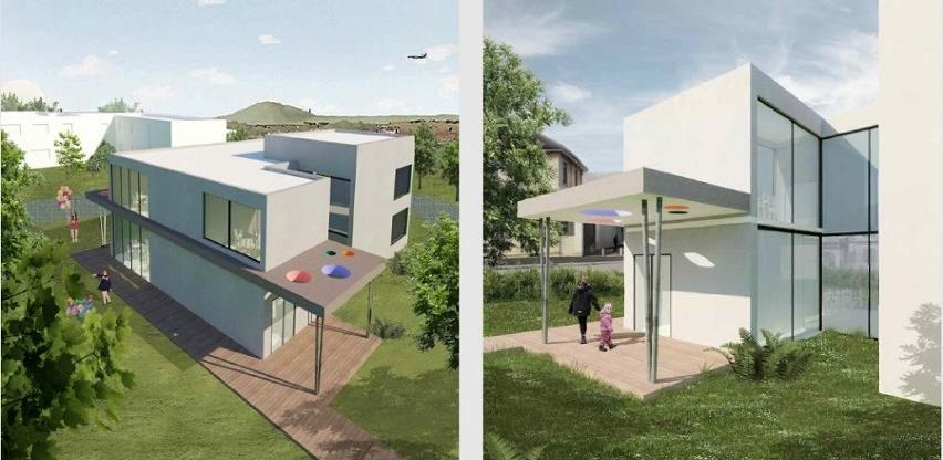 Na Ilidži počinje gradnja savremenog Centra za djecu sa poteškoćama u razvoju