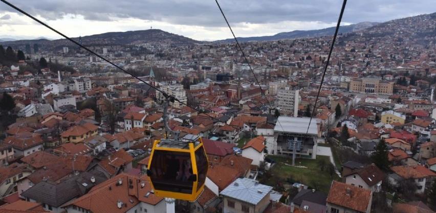 Mjesta sa najboljim pogledom na Sarajevo