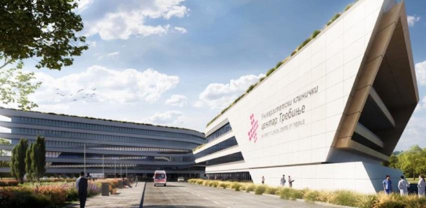 Prezentovano idejno rješenje budućeg kliničko-bolničkog centra Trebinje