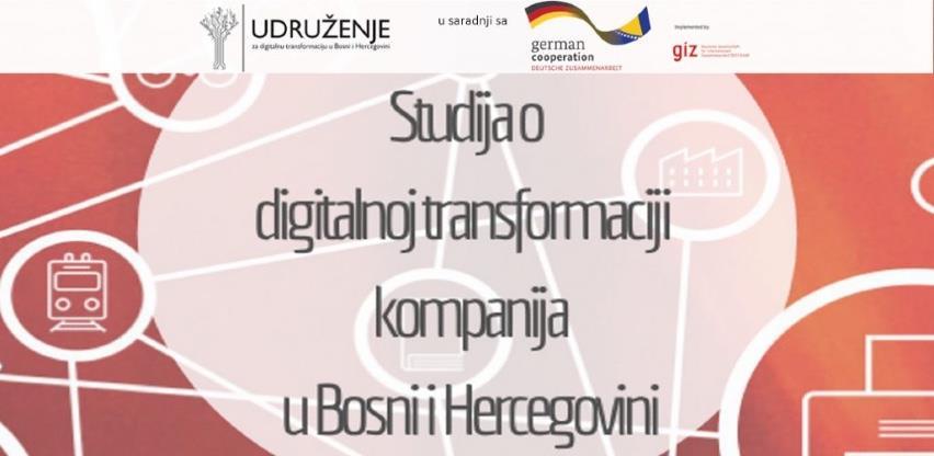 Studija o digitalnoj transformaciji kompanija