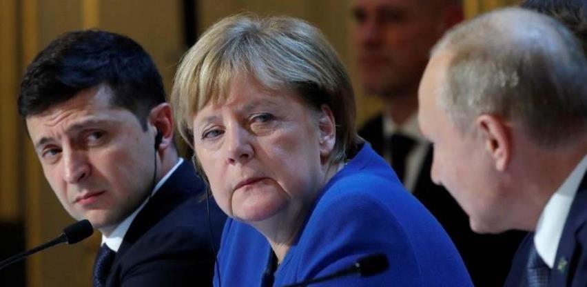 Merkel želi zatvaranje svih skijališta u EU: Pokušat ćemo se dogovoriti oko toga