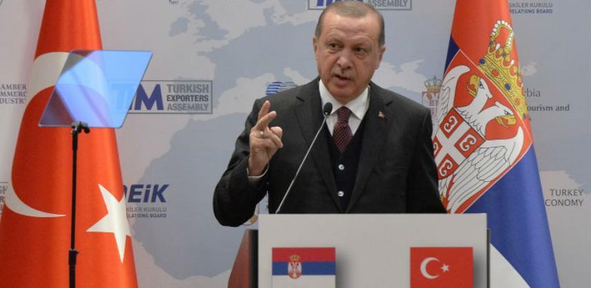 Erdogan: Beograd i Sarajevo će biti povezani modernim autoputem