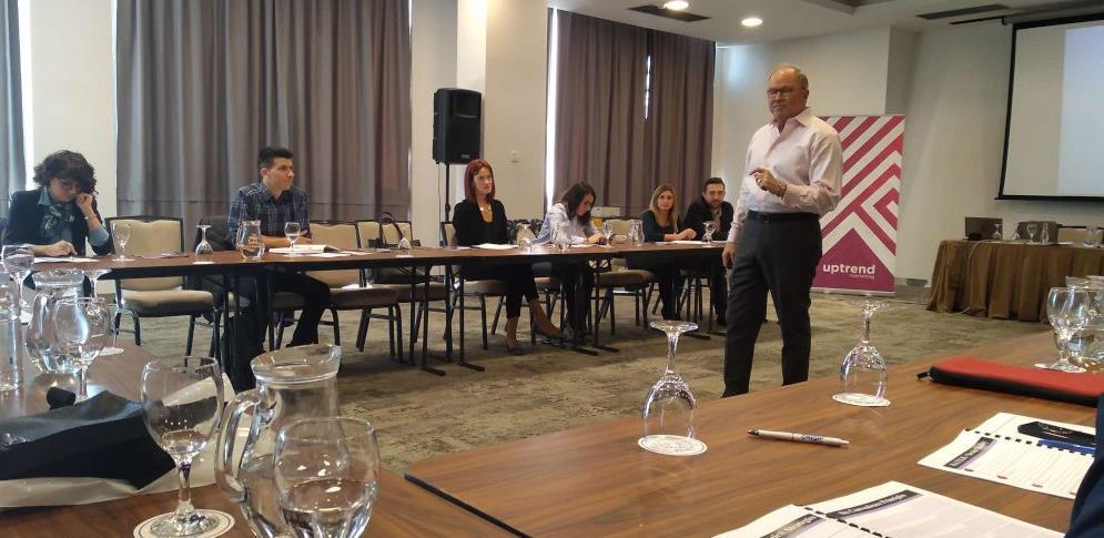 Američki trener i govornik Buddy Rice održao trening u Sarajevu