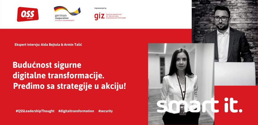 Budućnost sigurne digitalne transformacije: Pređimo sa strategije u akciju