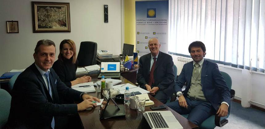 Privredna komora Federacije BiH u članstvu odbora asocijacije Plastic Europe