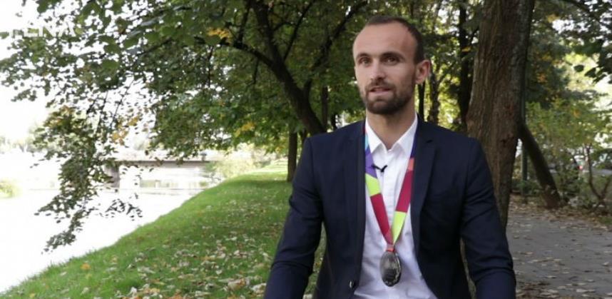 Tuka: Nisam imao stipendiju, sponzore, ali imao sam ljubav prema sportu