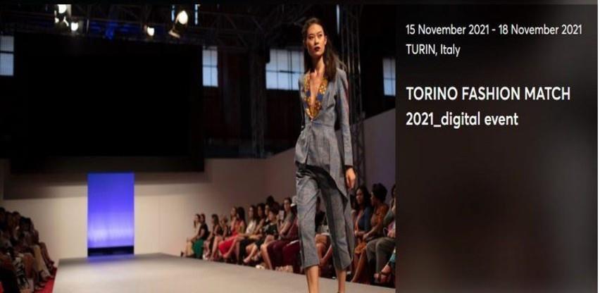 Poziv za učešće na Torino Fashion Match 2021.