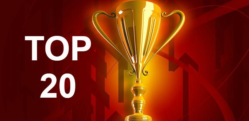 """""""Top 20"""" kompanija u FBiH sa najvećim prihodom i dobiti u 2018. godini"""