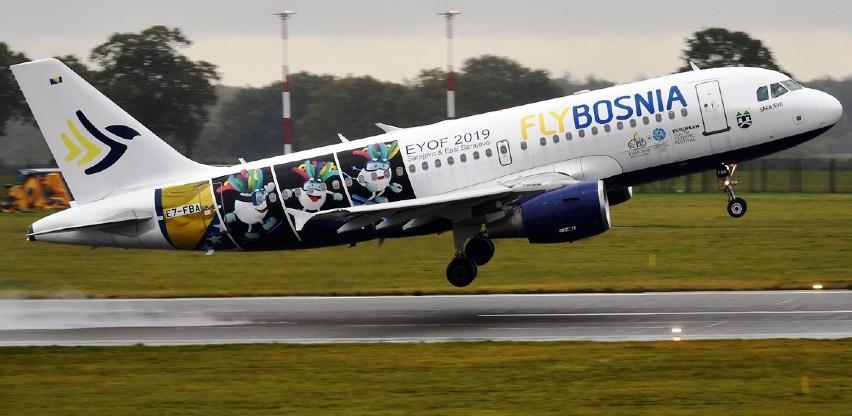 FlyBosnia ponovno pokreće operacije s tri aviona