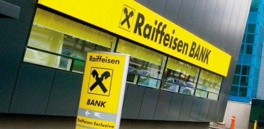 Raiffeisen prva banka u BiH koja je implementirala beskontaktnu narukvicu
