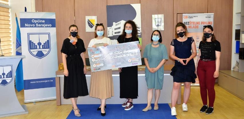 Omladinska banka Novo Sarajevo podržala pet projekata i jedan mikrobiznis