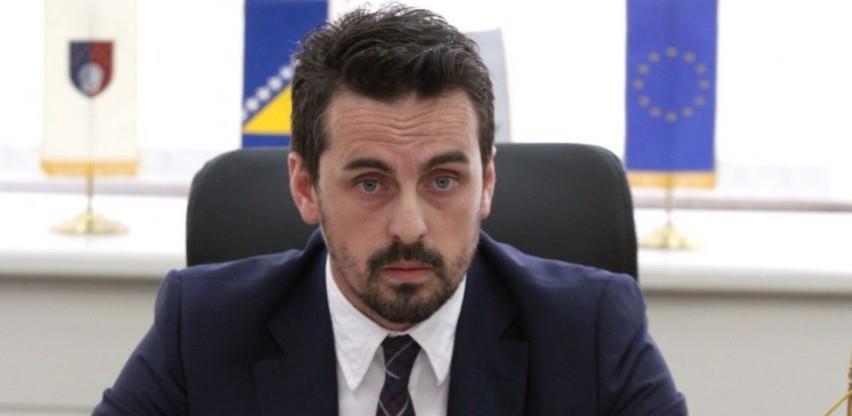 Jasmin Salkić podnio ostavku na mjesto v.d. direktora BH-Gasa