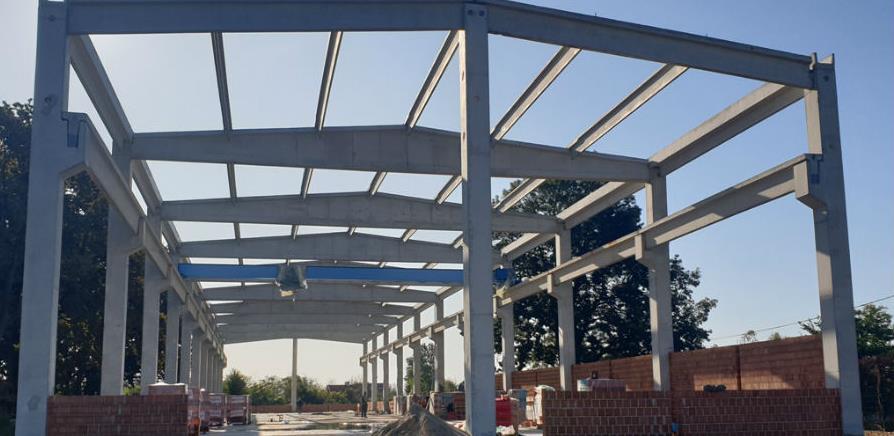 Njemačka firma u Brodu gradi novu halu i zapošljava radnike