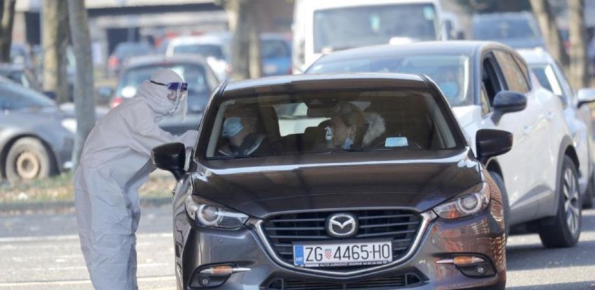 Hrvatska: Građani bez propusnice ne mogu napustiti županiju, 200 punktova širom države