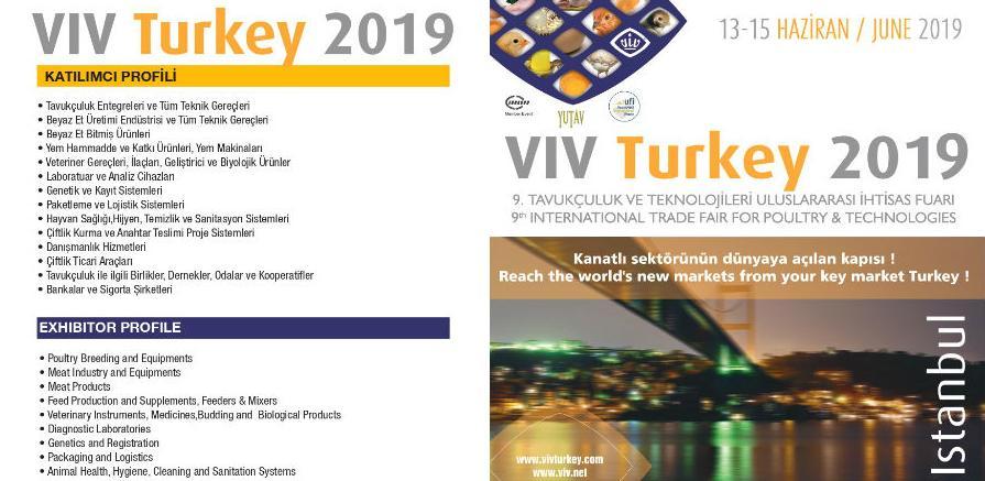 Međunarodni-sajam peradarstva i tehnologije u peradarstvu- VIV Turkey 2019