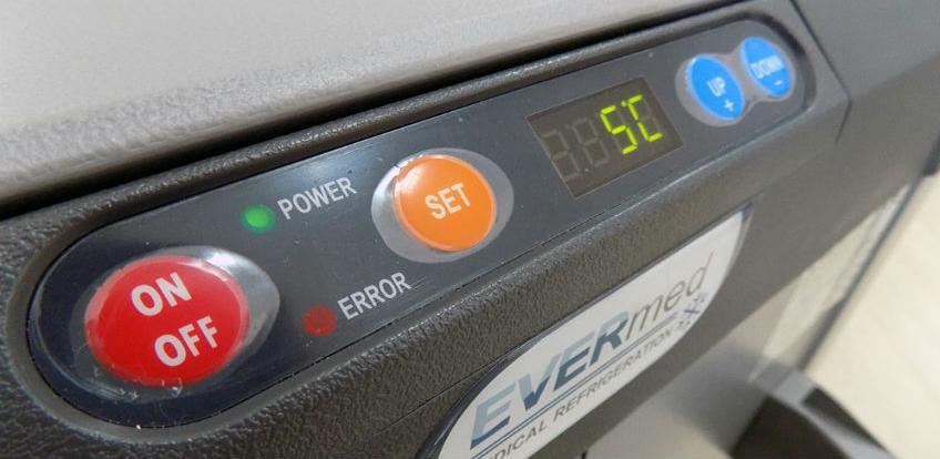 EuroExpress prva brza pošta za transport temperaturno osjetljivih pošiljki