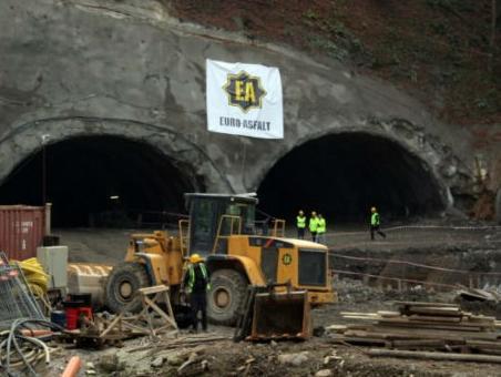 Završeno probijanje prvog Euro-Asfaltovog tunela u EU