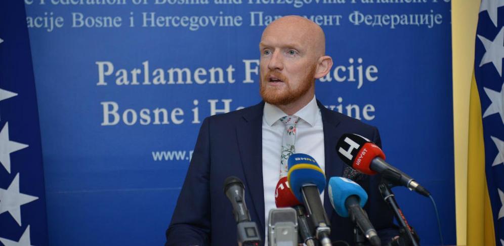 """Konferencija """"Potreba zakonskog okvira zaštite prijavilaca korupcije u FBiH"""""""