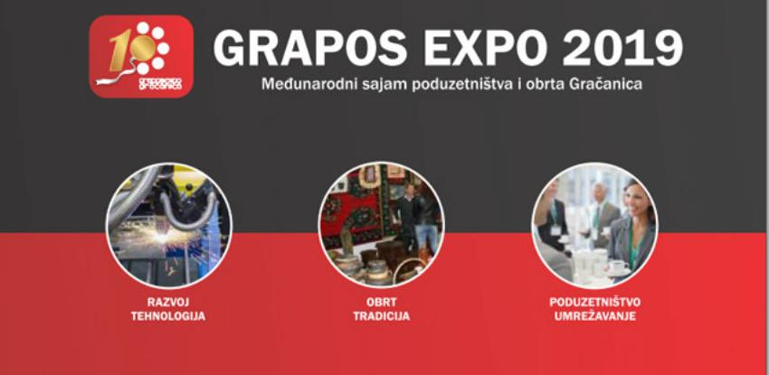 10. Grapos Expo Gračanica, od 16. do 19. aprila