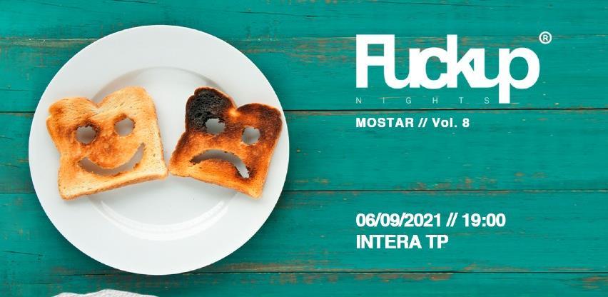 Tri poznata chefa dio osmog izdanja Fuckup Nights-a Mostar
