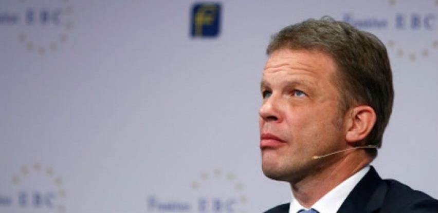 Prvi čovjek Deutsche Banke pesimističan oko oporavka globalne ekonomije