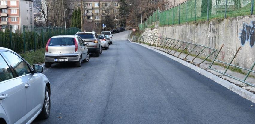 Bosman okončao radove na rekonstrukciji ulice Stjepana Tomića