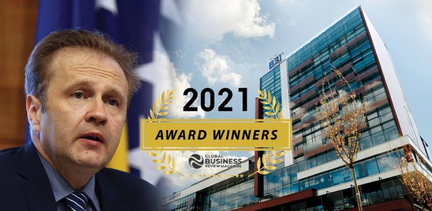 Nova međunarodna priznanja za Bosna Bank International d.d. Sarajevo