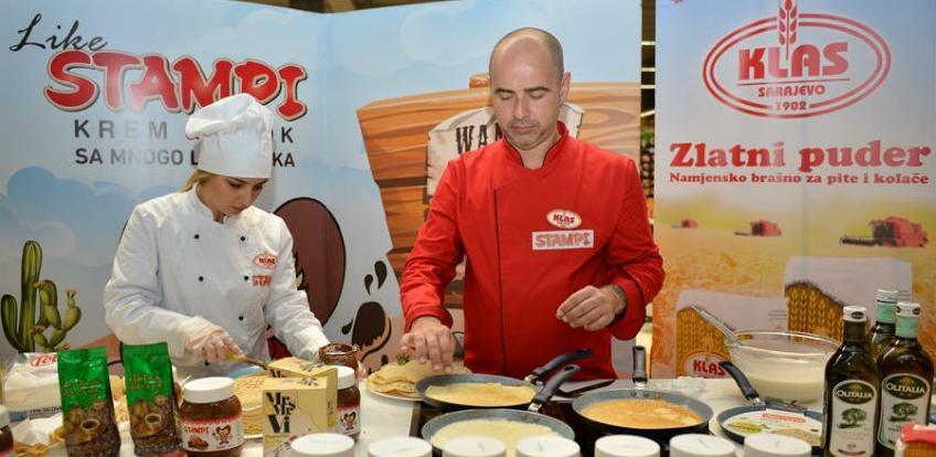 Turneja Klasa, Vispaka, Binga sa kuharom Vjekoslavom Kramerom