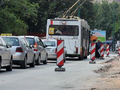 Završetak radova na izgradnji ceste na Grbavici planiran za 17. juli