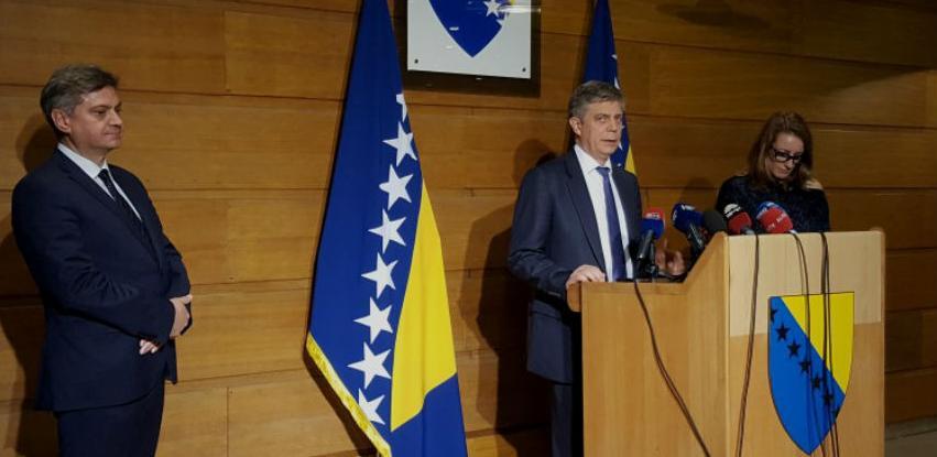 Potpisan Sporazum između Vijeća ministara i predstavnika civilnog društva