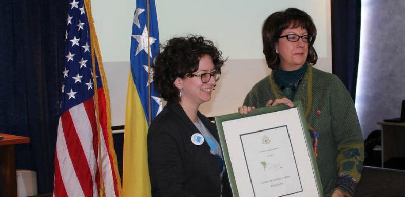 Dodijeljene nagrade 'BiH Green Awards'