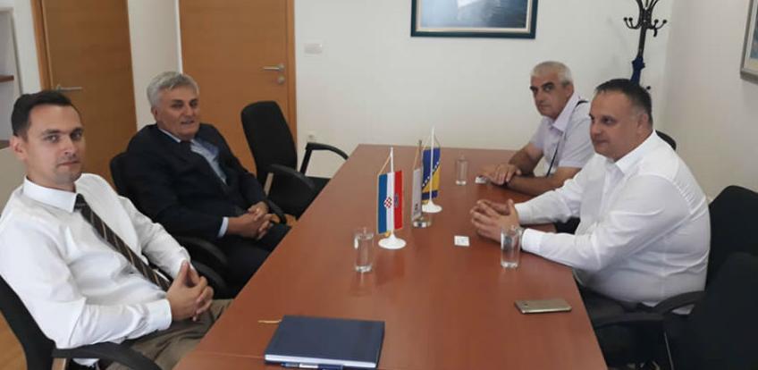 Hrvatska je najznačajniji partner Bosni i Hercegovini