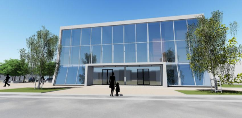 Na Laušu se gradi zgrada za mjesnu zajednicu i policijsku stanicu