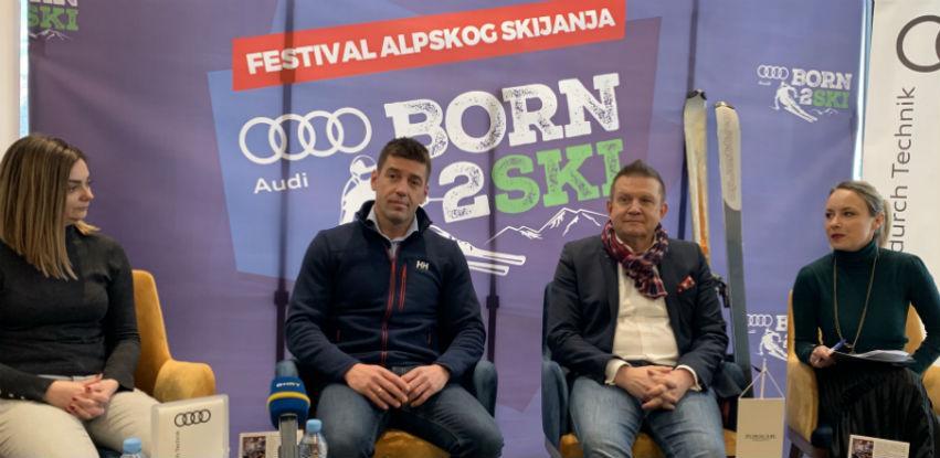 AUDI BORN2SKI 2019 - Bjelašnica po drugi put domaćin Festivala alpskog skijanja