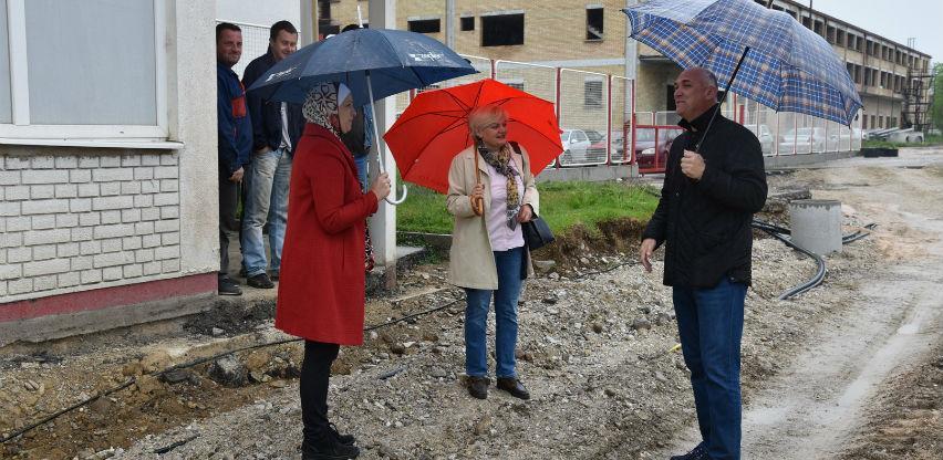 Počeli radovi na izgradnji komunalne infrastrukture u Visokom