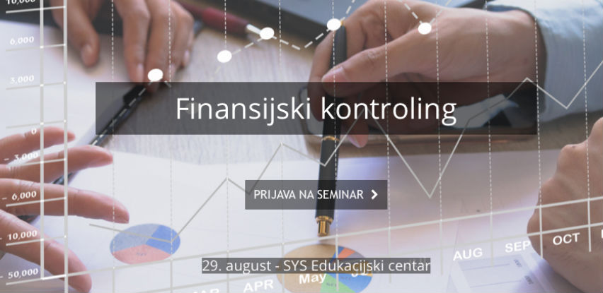 "Dodatni termin: Sys Company organizuje seminar ""Finansijski kontroling"""