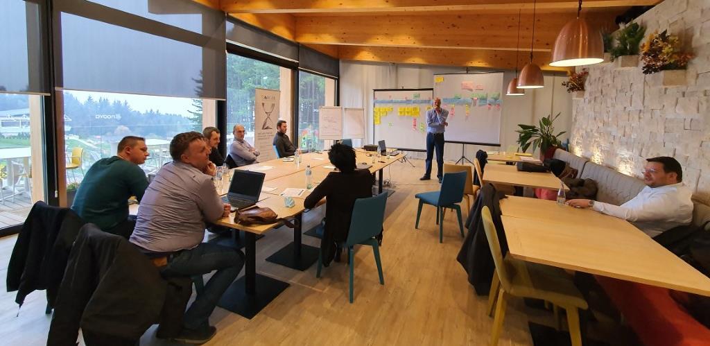 U planu nove proizvodne lokacije: Targer E&C će raditi optimizaciju poslovnih procesa u MS&Wood