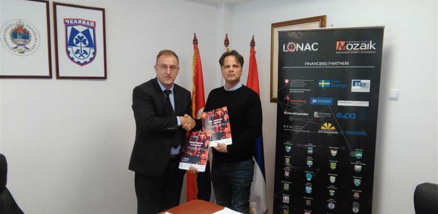 """Opština Čelinac potpisala Memorandum o saradnji sa Fondacijom""""Mozaik"""""""