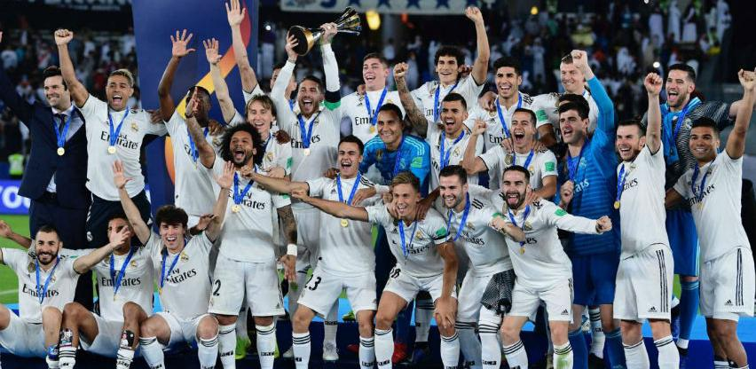 Real Madrid ponovo na vrhu liste najbogatijih klubova svijeta