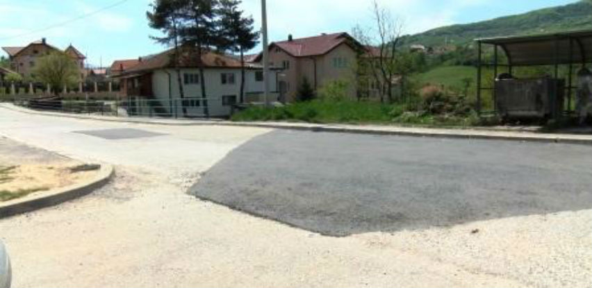 Započela rekonstrukcija dijela ulice Slatinski put