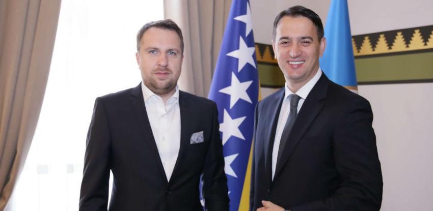 Skaka i Ećo razgovarali o ambicioznim planovima i projektima