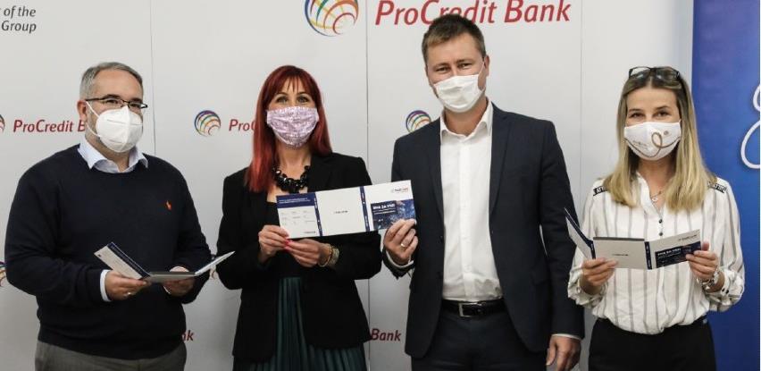 Elektronski potpis: ProCredit Bank potvrdila status prve digitalne banke u BiH